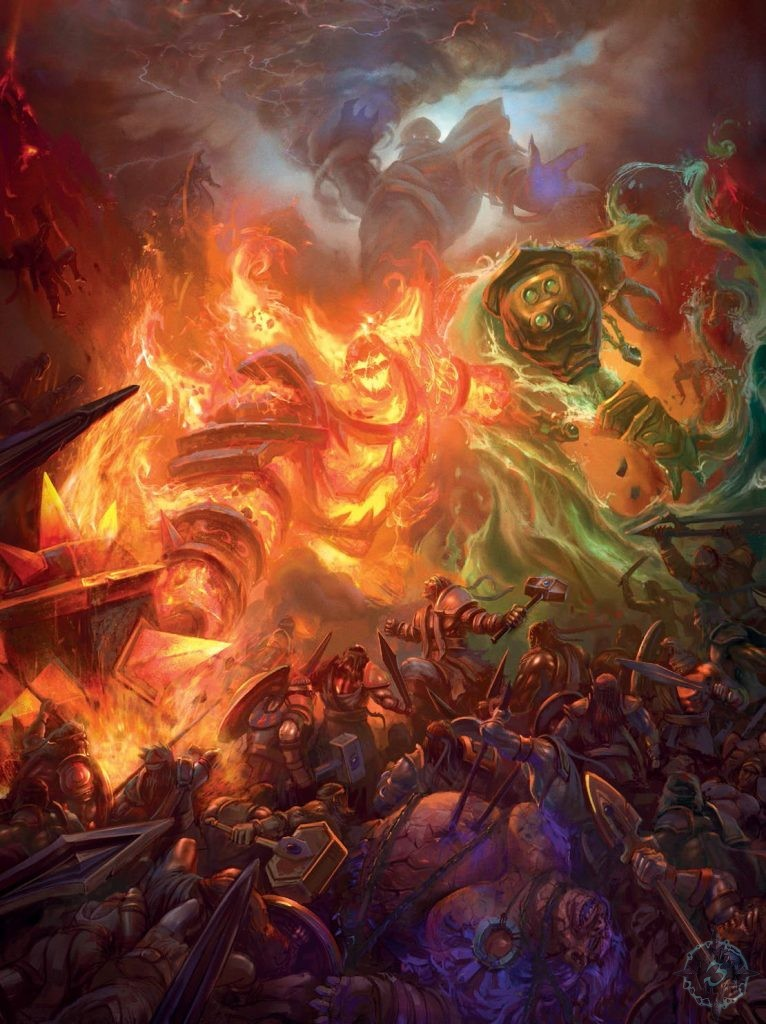 Reinado dos Elementais | World of WarCraft, WarCraft, wow, azeroth, lore