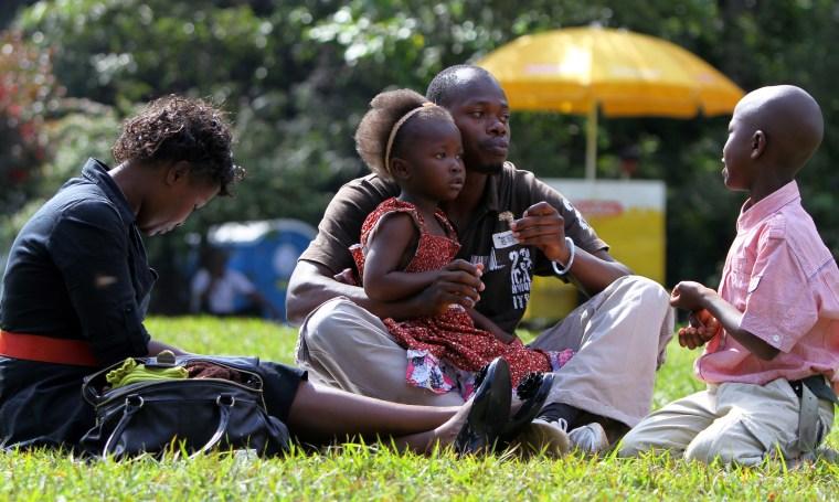 family-uhuru-park