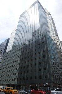 Trụ sở Phái đoàn Ủy ban Châu Âu tại Liên Hiệp Quốc nằm trên đại lộ Third Avenue. (Andrea Renault/ Polaris/ DER SPIEGEL)