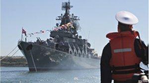Nga được thuê căn cứ Sevastopol đến năm 2042. (Reuters)