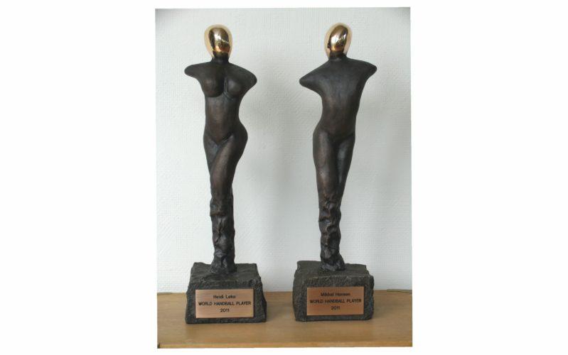 Prisen til Verdens bedste håndboldspiller er udført i 2011, 2012 og 2013