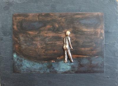 bronzebillede_kunst_bronzeskulptur_lene_purkaer_stefansen_varemaerkebeskyttet_altid_paa_droemmenes_stier