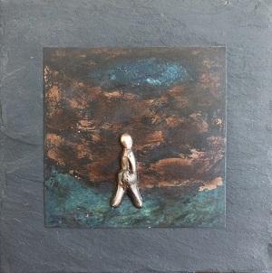 bronzebillede_kunst_bronzeskulptur_lene_purkaer_stefansen_varemaerkebeskyttet_altid_paa_haabets_vej
