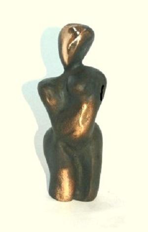bronzeskulptur_lene_purkaer_stefansen_bronzefigur_kunst_skulpturer_kvinde_abstrakt