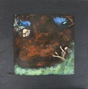 bronzebillede_kunst_bronzeskulptur_lene_purkaer_stefansen_varemaerkebeskyttet_man_kan_komme_paa_livet_store_rutchetur