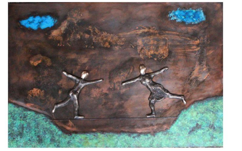 Fornemmelsen af at holde balancen i livets linedans