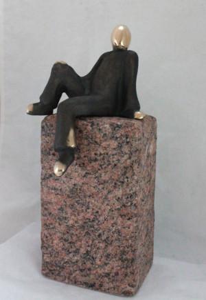 tid_til_eftertanke_bronzeskulptur_lene_purkaer_stefansen_firmagave