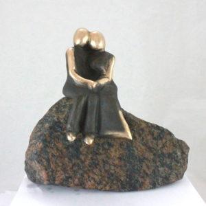 kærlighed_udsigt_til_havet_lytte_mærke_opleve_lene_purkaer_stefansen_bronzeskulptur