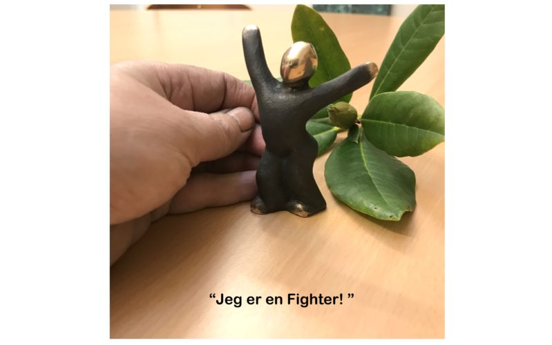 Jeg er en Fighter!