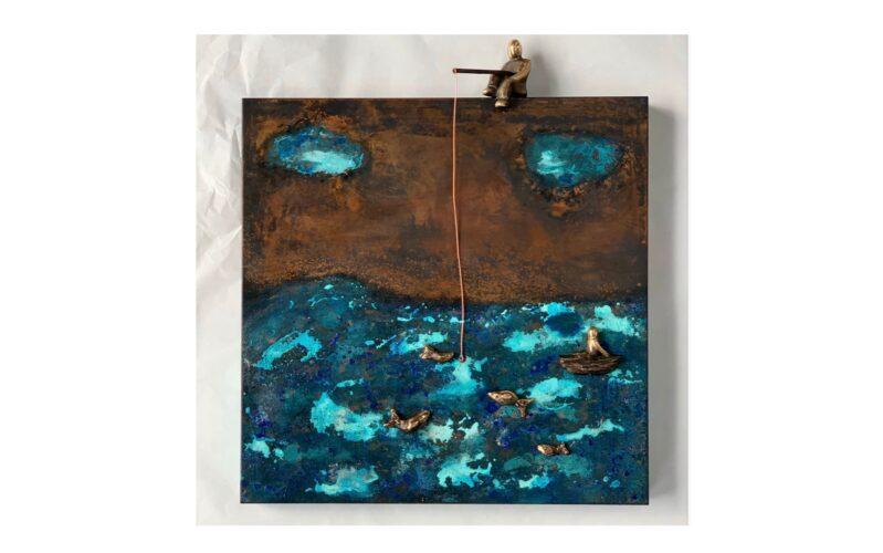 Facinationen over havets vildskab i symbiose med roen i bølgernes evige sang