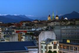 Geneva real estate shortage