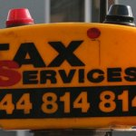 Online overtaking taxi cartels