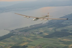 Photo: courtesy of Solar Impulse