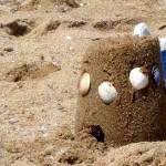 Of suitcases and sandcastles