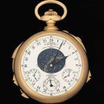 Unique watch set to break auction record
