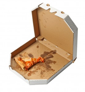 VAT on takeaway food is 2.5%