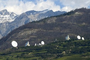 phone tapping satellite