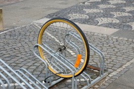 Solving Swiss bike theft problem