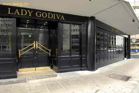 The Lady Godiva pub, Geneva. (Photo courtesy of the proprietor)