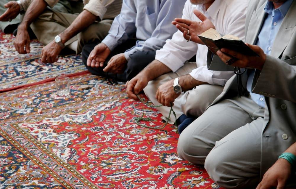 Muslims at prayer Le News English Switzerland