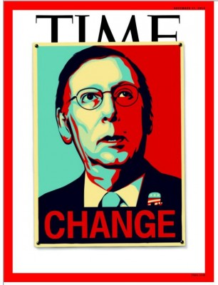 This week's cover of Time - but change for the better for Americans abroad?