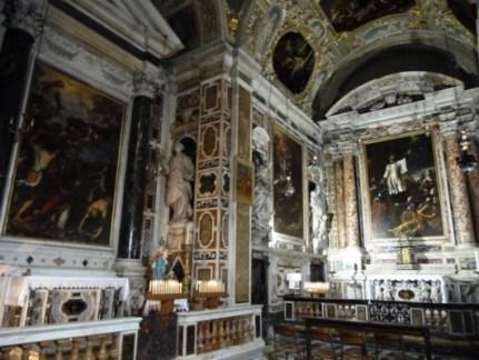 Genoa Cathedral  Photo: Sandrine Warêgne