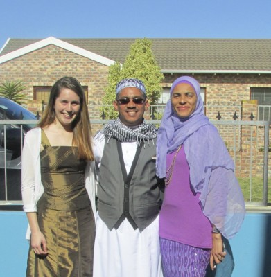 Dedda and Mami (Ebrahiem and Fatima)
