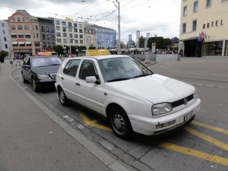 """Uber wil compete with Basel taxis under the auspices of being a """"Limo service"""""""