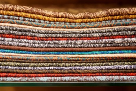 Cashmere-shawls are always a winner