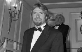 Richard Branson 80s