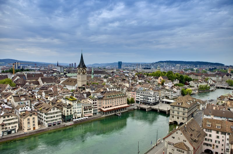 Unemployment in Zurich