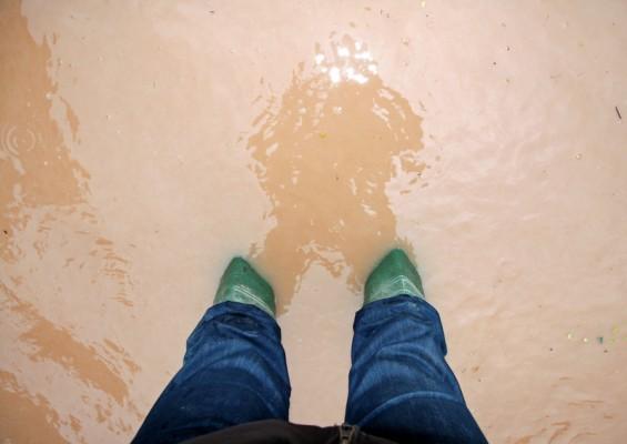 Blonay St-Legier Flood