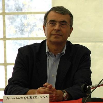 Jean Jack Queyranne - President of Rhones Alpes