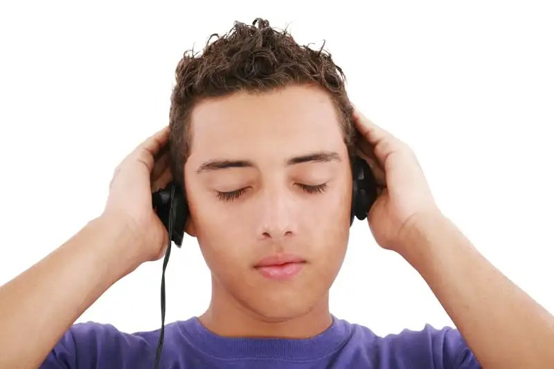 Active-listening-to-music