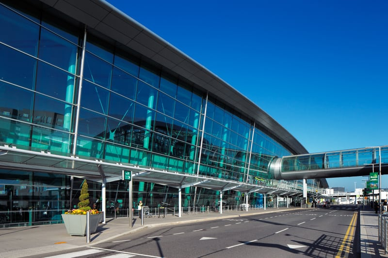 Dublin's new airport completed in 2010 welcomes new business managers