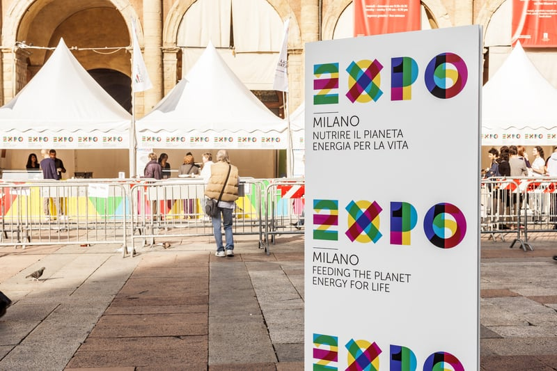 © Antoniosena | Dreamstime.com - Expo 2015 Milan
