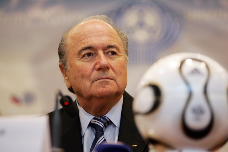 © Kojoku | Dreamstime.com - President Of FIFA Joseph Blatter Photo