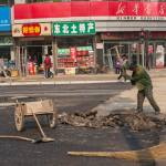 China targets infrastructure to support economy