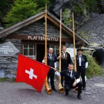 Combine Swiss ingenuity with an alpine cave, and you get this.
