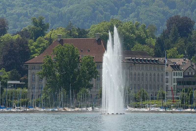 Swiss Re headquarters in Zurich - Source: Wikipedia