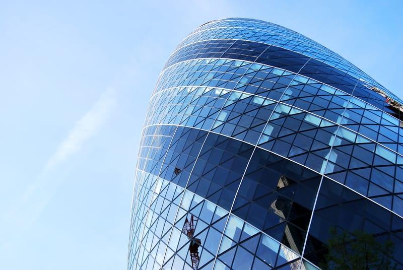 Swiss Re building in London - © Martin Thompson | Dreamstime.com
