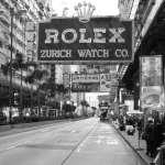 Swiss watch exports fall in November on steep Hong Kong decline