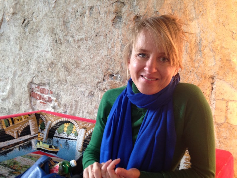 Solothurn film festival 2016 director Saraina Rohrer
