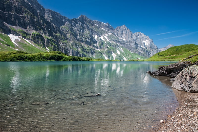 Truebsee Engelberg Switzerland - © Eva Bocek | Dreamstime.com