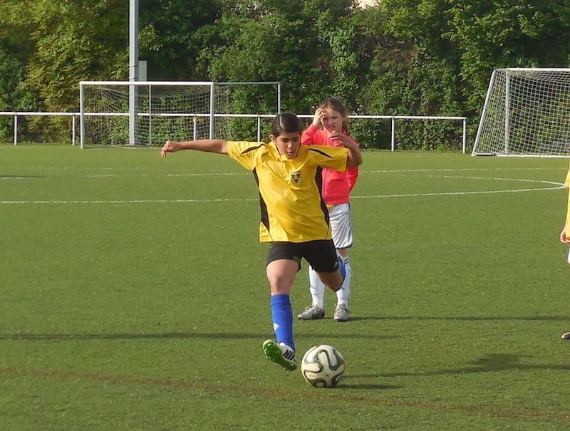 Same Scoring at football in Geneva