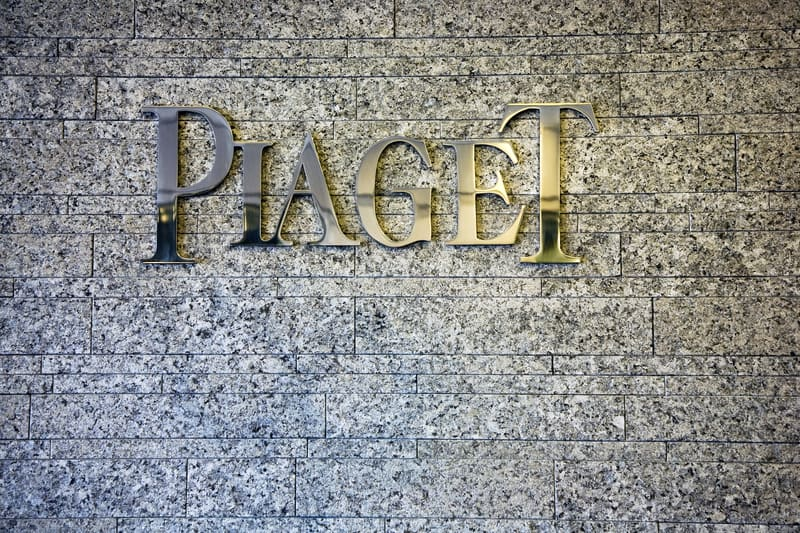 Piaget, part of the Richemont group - © Abdul Sami Haqqani | Dreamstime.com