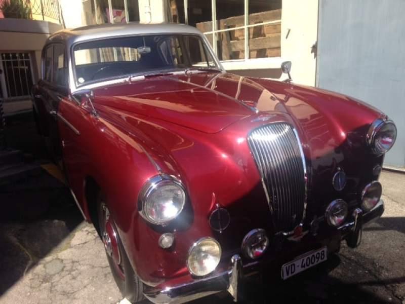 Claude's car