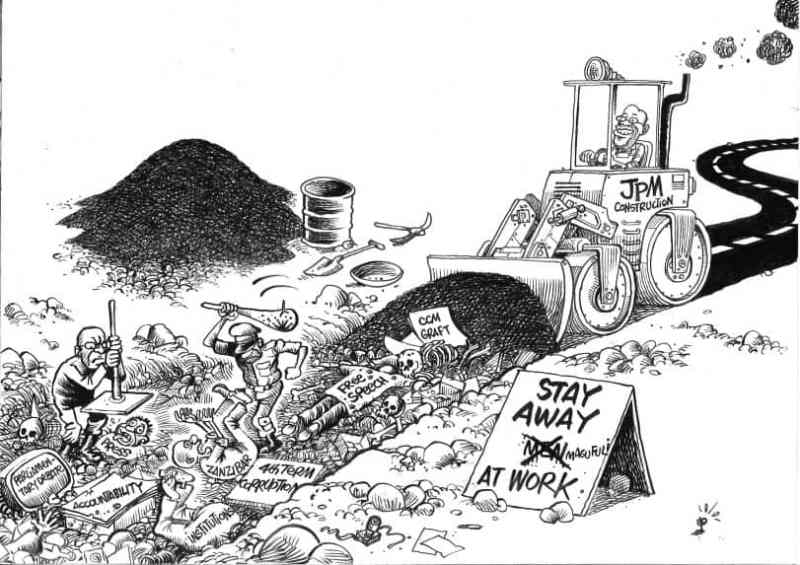 Gado cartoon