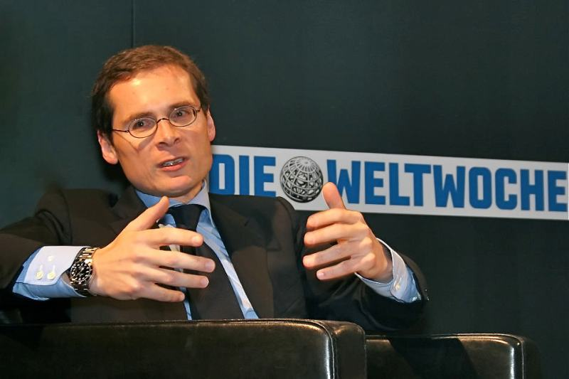 Roger Köppel - Source: Jürg Vollmer Wikipedia