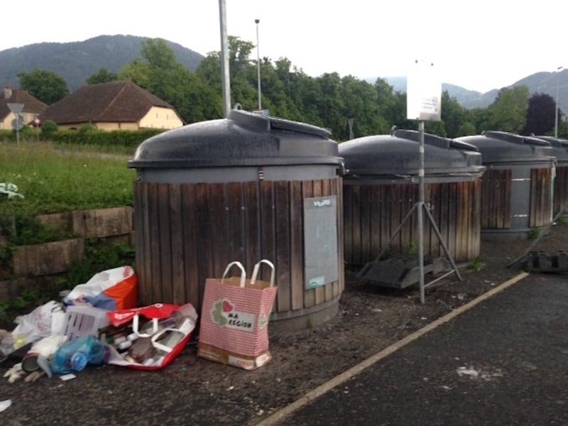 St-Legier rubbish a continuing problem